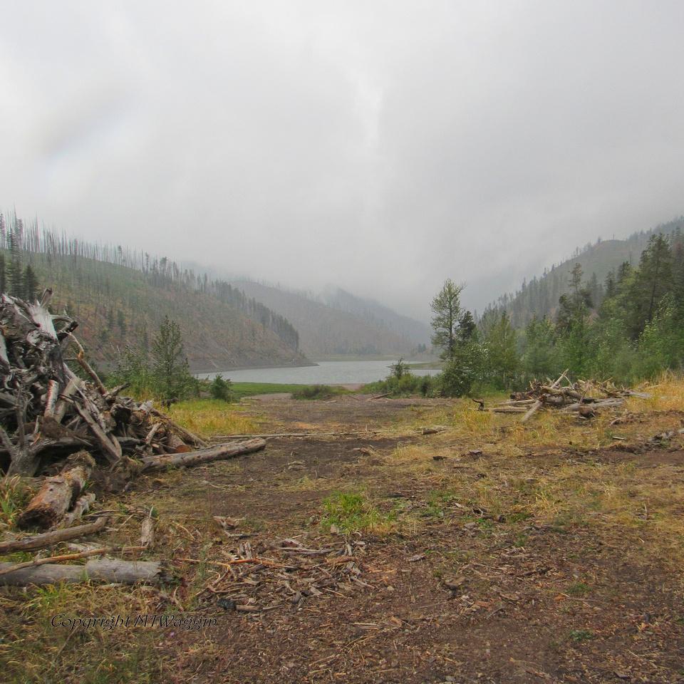 Lower Jocko Lake